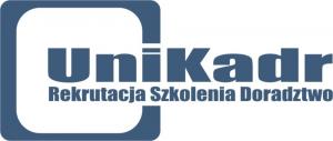 Logo UniKadr Biuro Doradztwa Personalnego Consulting s.c. J. Bogutyn-Przybyszewska, K. Przybyszewska