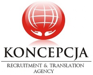 Logo Agencja Pracy Koncepcja
